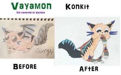 Vayamon development- Konkit by Sia-Mon