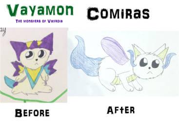Vayamon development- Comiras by Sia-Mon
