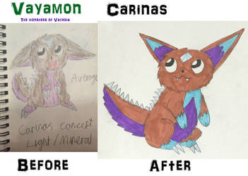 Vayamon development- Carinas by Sia-Mon