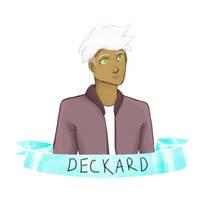 Deckard by poseidumb