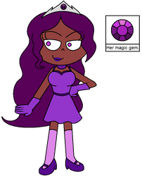 OC - Stacey Amethyst by arrienne408