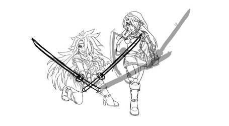 Swords by SolStrike19