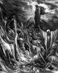 Slavic Mythology - Weles by masiani