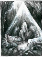 series of drawings  Slavic Mythology - Swarozyc by masiani