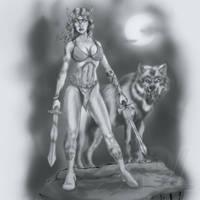 Wolf Warrior by 71ADL17