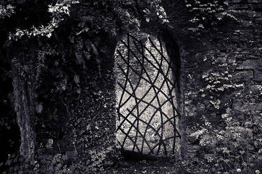 Grid door by hockenberry
