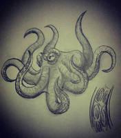 PCF : Oklahoma Octopus  by Erickzilla
