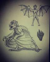 PCF : Cave Demons by Erickzilla