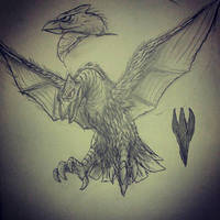 PCF : Thunderbird  by Erickzilla