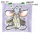 30characters - day 27 - orlof by not-fun