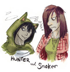 hunter what did you do by not-fun