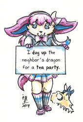 sylveon shaming by not-fun
