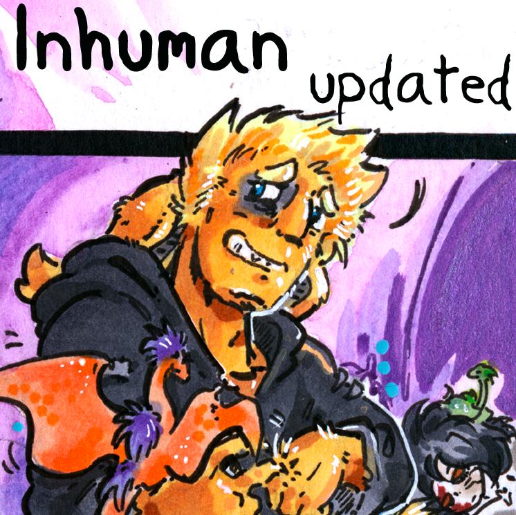 inhuman arc 16 pg 12 (link in desc) by not-fun