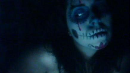 Skull Girl1 by LordOfWhiteSoul