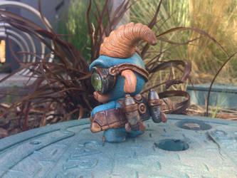 Tinker backside by Kahiah