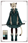 [CLOSED] Adoptable auction 01 by aritsuneart