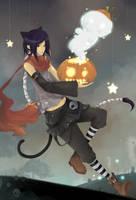 Happy Halloween 2009 by Gasara