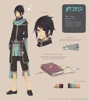 Tobias Profile by Gasara