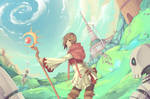 The Asgard Plains by Gasara