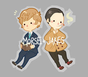 Morse and Jakes by Gasara