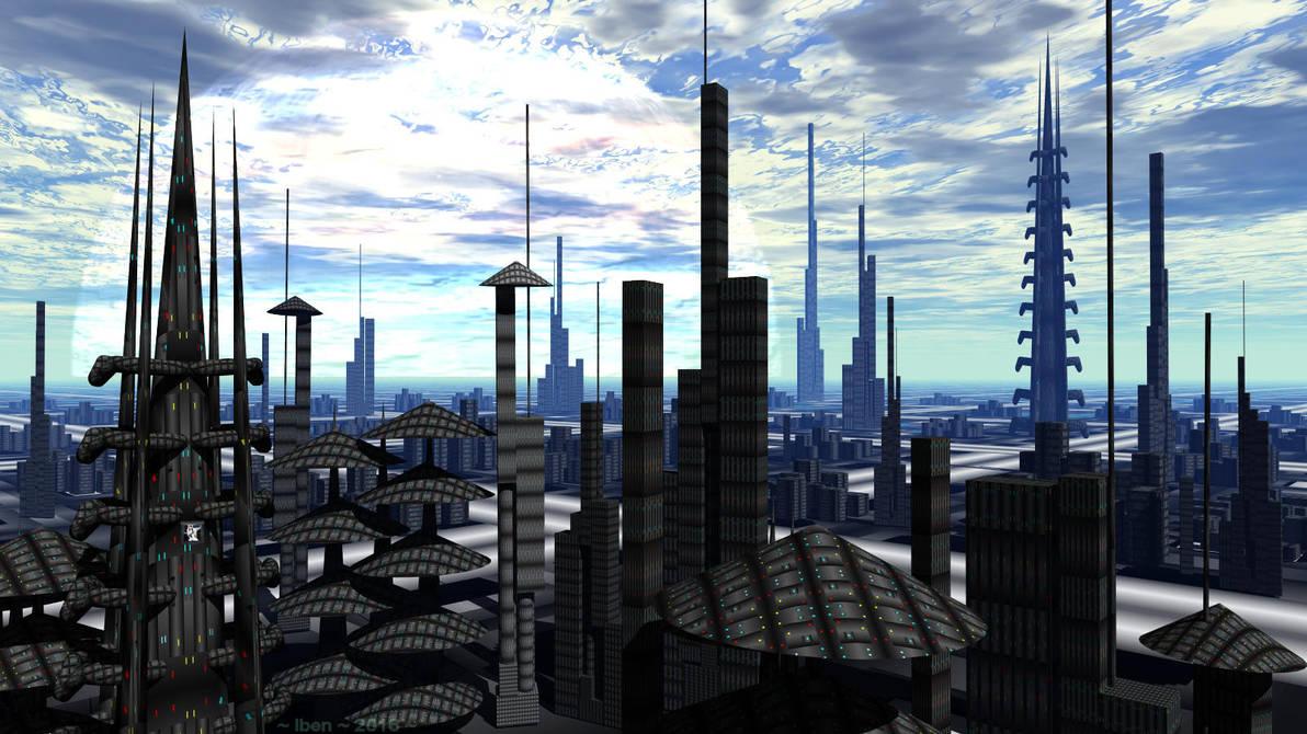 Iben's Next Rigel City by iben1