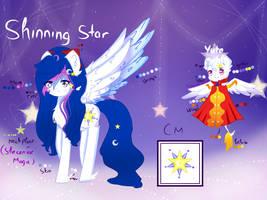 Shinning Star and Yuta (update) by Shinning-StarYT