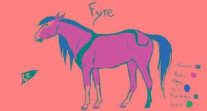 Fyre Reff by Appichia