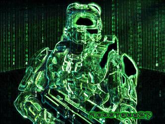 The Halo Matrix by robotguy27