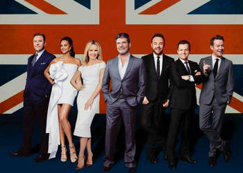 Britain's got talent tonight at 8:00pm by candicesonicfan1992