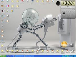 Desktop - 11 Feb 2008 by Kitsufox