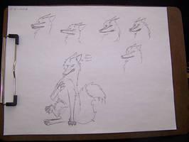 Sketch Dump : 2008-02-02 2 by Kitsufox
