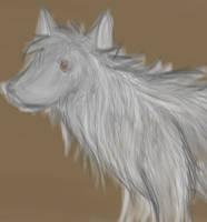 Wolfyness by Kitsufox
