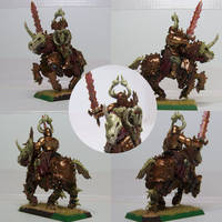 Warhammer Chaos Knight 1 by Kitsufox