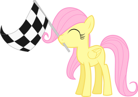 The Fast and The Fluttershy by Sansbox