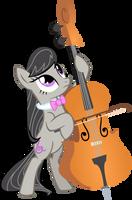 Octavia aka Cello Pony by Sansbox