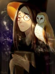the witch by kinkymraz