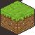Grass Block (pixel art)