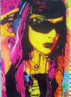 Pink Pop by PsymonArt