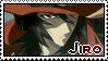 Jiro stamp by Inuyyasha
