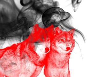 Wolfs by TheShadyWolf