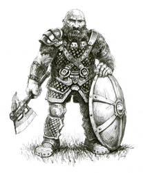 dwarf by gabahadatta