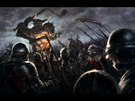 battle by gabahadatta