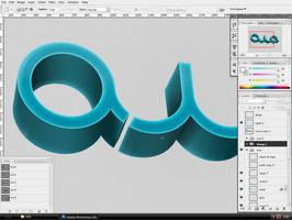 my desktop screenshot by auua