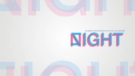 nightsight by auua