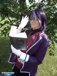 Reiji Sakamaki cosplay. by officialinsomnia