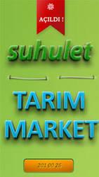 Suhulet Tarim Market by alfamars