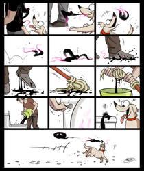 Bad day by maskman626