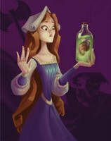 Anne Boleyn's Pickled Heart by BetterthanBunnies
