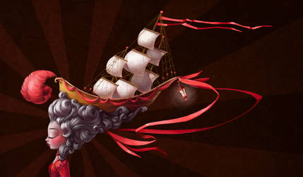 SailHead by BetterthanBunnies
