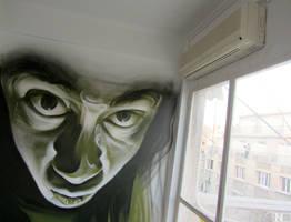 4 hours by urban-street-art